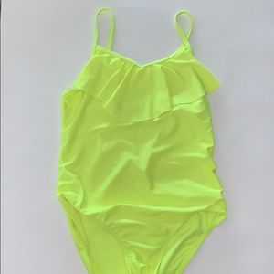 SUMMER Girls Bathing Suit size L